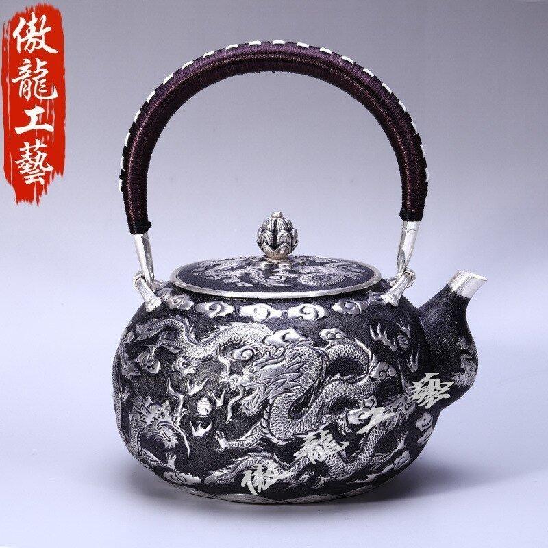 Dragon-Bas-Relief-Sculptured-Silver-Teapot09
